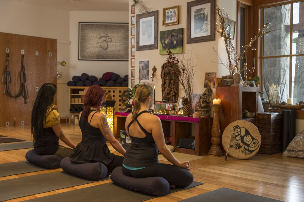 Exercise your body and mind with Loka Yoga.