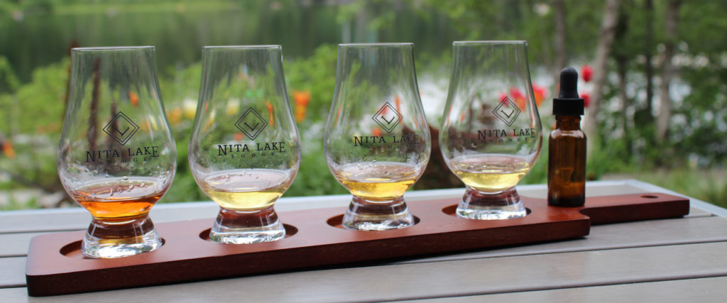 Canada 150 Whisky Flight