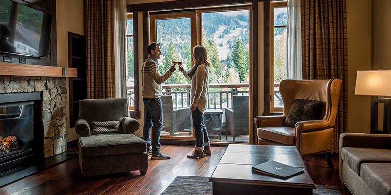 'A honeymoon in Whistler, for example, is the perfect addition to any many-moon itinerary. '