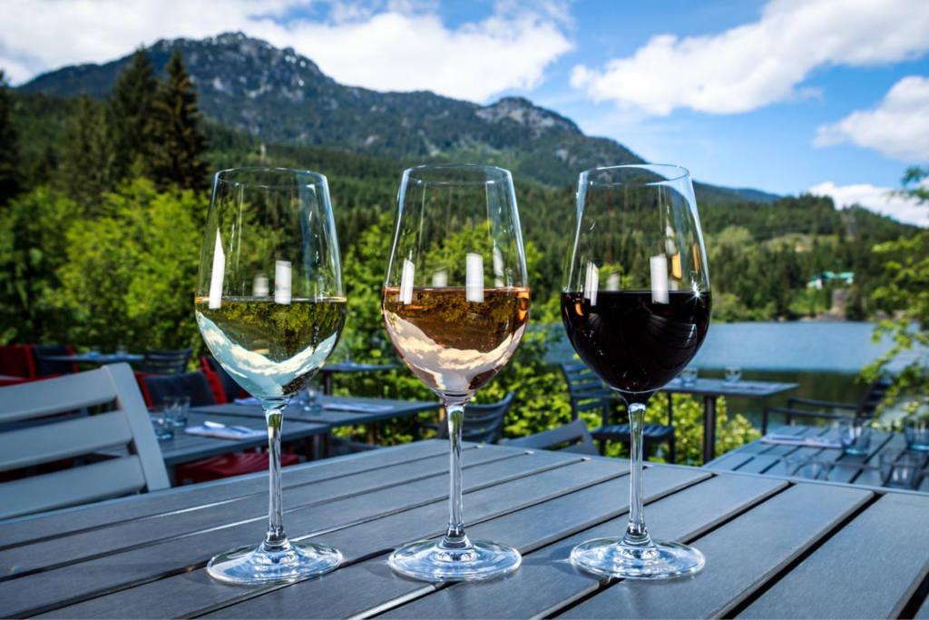 Celebrate BC Wine Month at Nita Lake Lodge