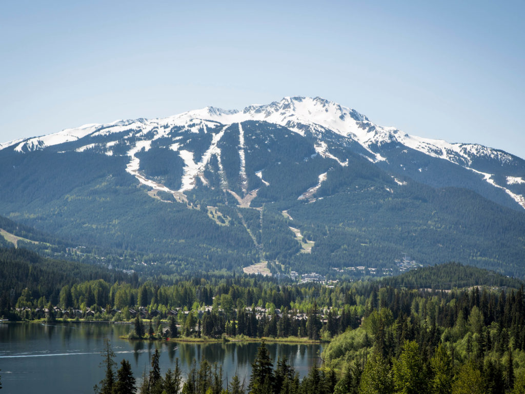 A Spring Day Trip To Whistler