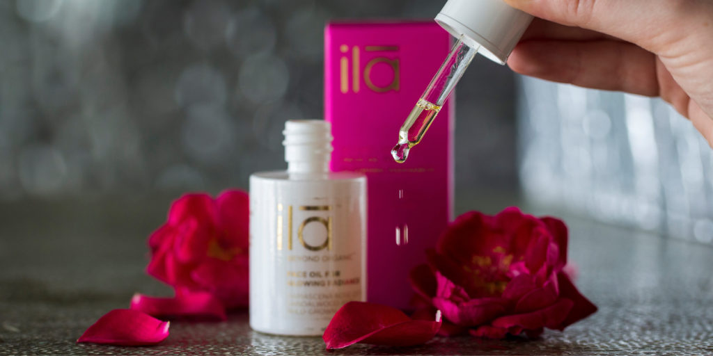 The Spa works with beyond-organic products by ila™
