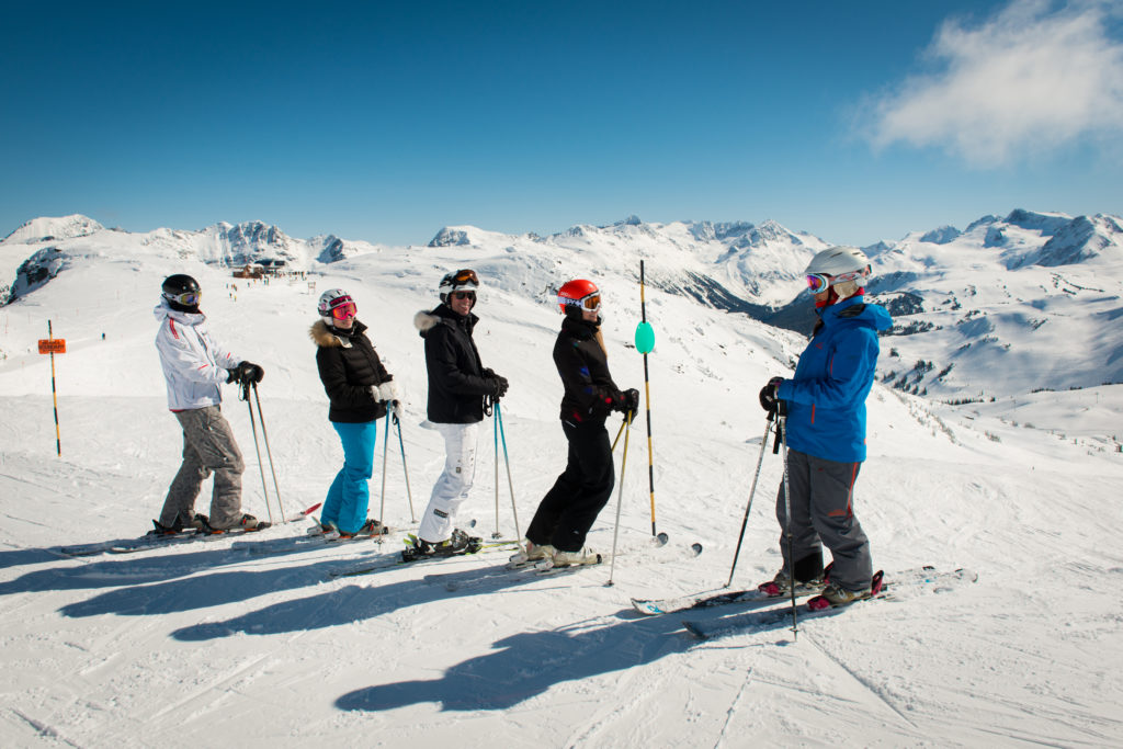 Ski Lessons with Whistler Blackcomb