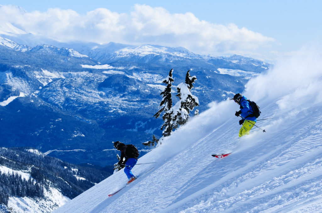 A Local's Guide To The Best Runs On Whistler Blackcomb