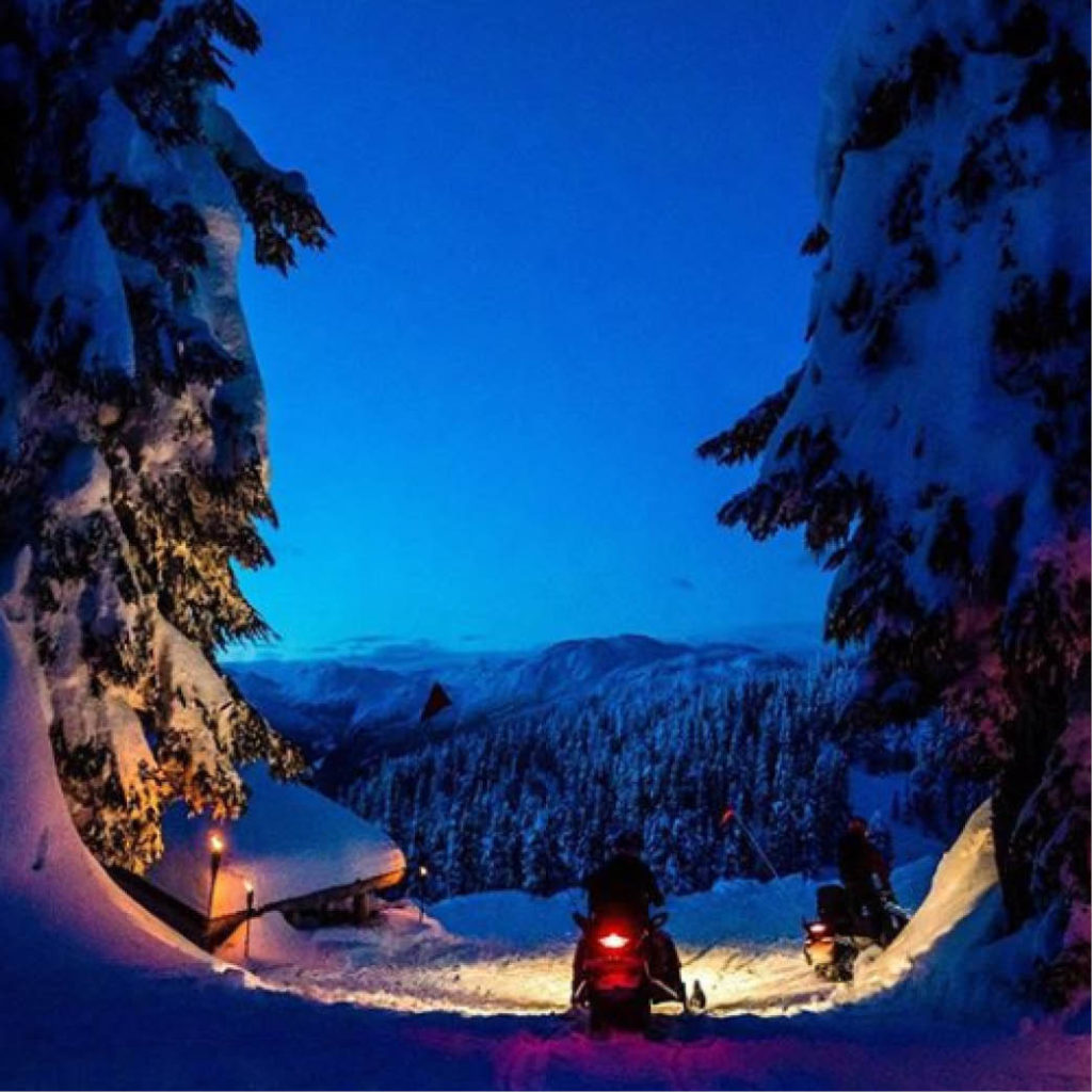 Head For The Mountain-top with Canadian Wilderness Adventures! PC: instagram.com/canadianwilderness01