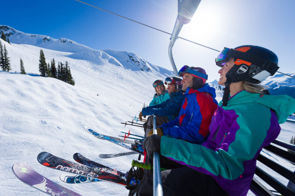Is Spring Skiing In Whistler Really That Good?