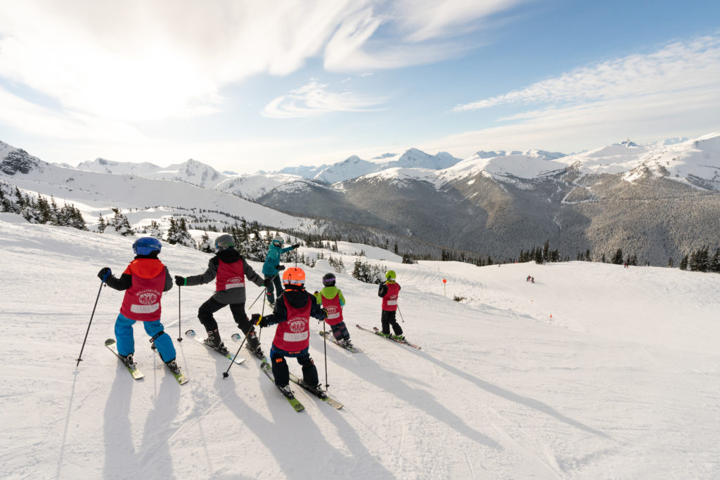 Five-day kids adventure camps come with $100 savings when you book by November 15th . PC: Tourism Whistler/Vince Emond