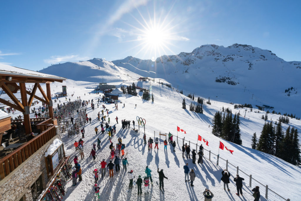 While everyone is busy enjoying the summer, winter prices are at their lowest.  PC: Tourism Whistler/Vince Emond