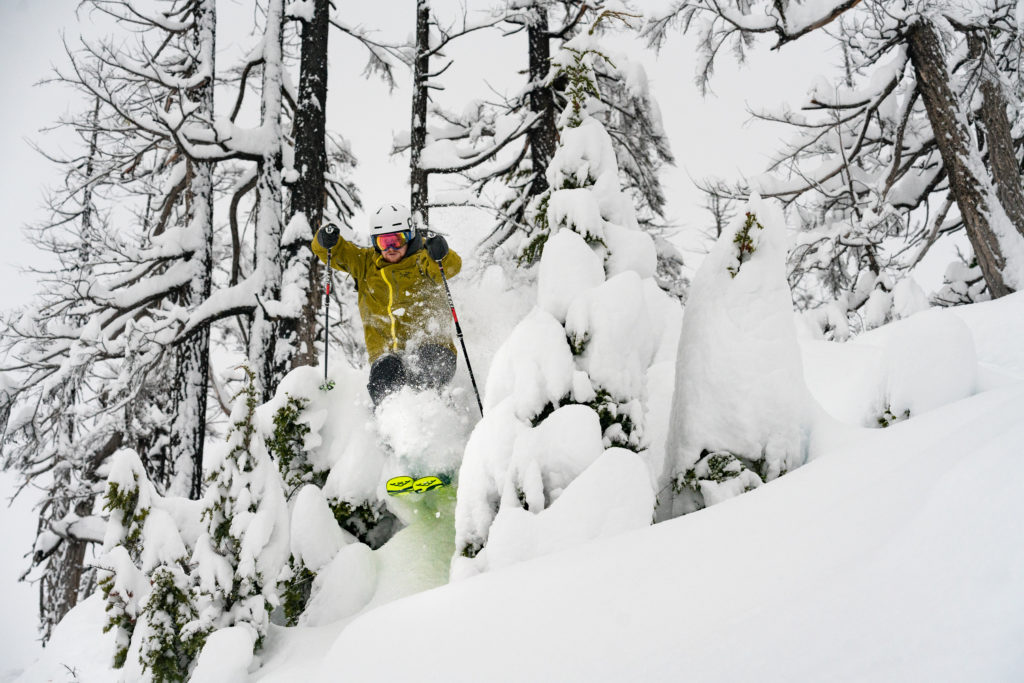 Snow conditions in Whistler is the hot topic right now.  PC: Tourism Whistler/Vince Emond