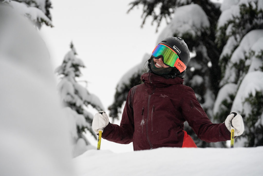 "ENSO-neutral doesn't necessarily mean ""bland and boring"" PC: Tourism Whistler/Vince Emond"
