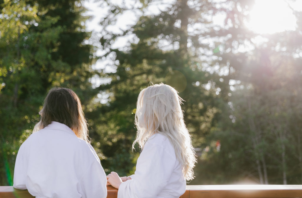 The Spa At Nita Lake Lodge is leading the way in terms of beauty tech treatments in Whistler.