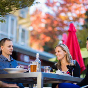 With autumn comes the shoulder season and therefore an influx of Whistler dining offers! PC: Tourism Whistler/Mike Crane.