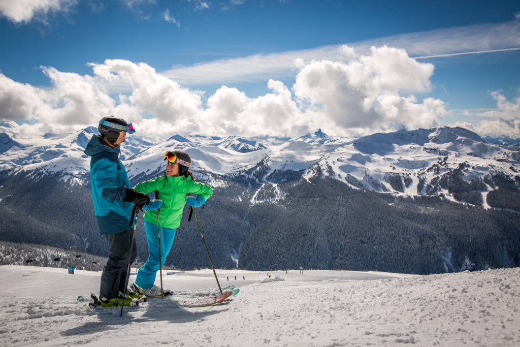 PC: Tourism Whistler/Justa Jeskova