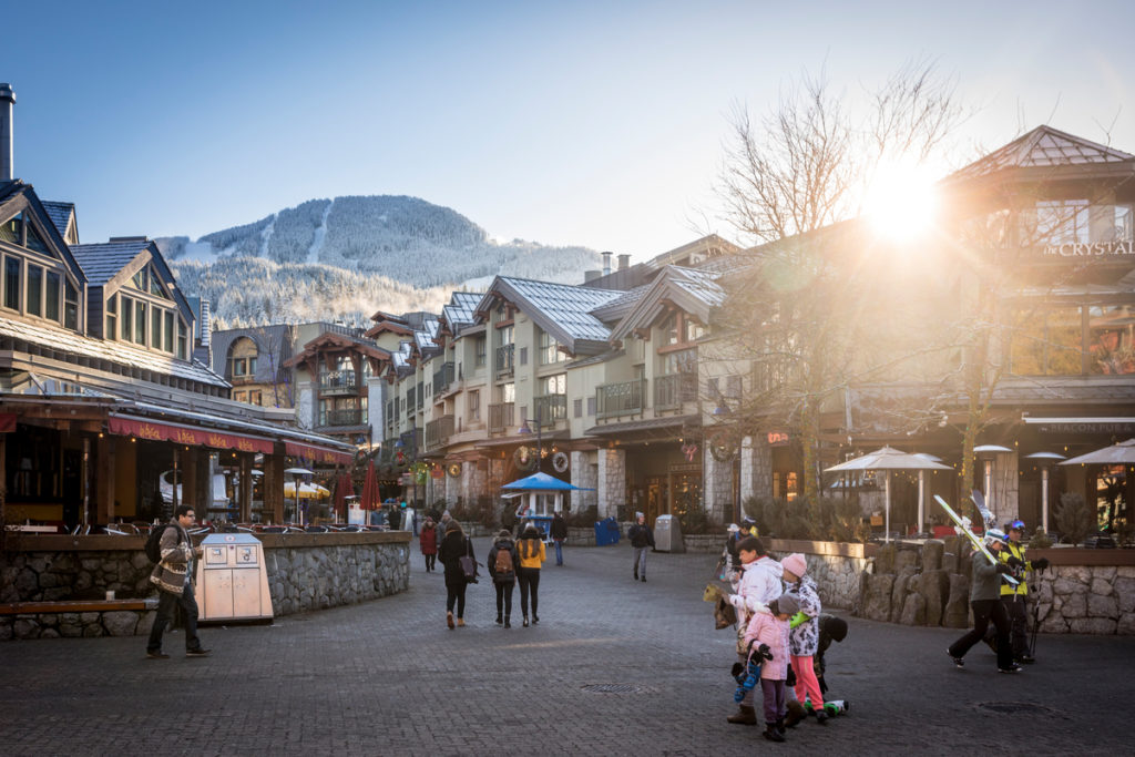 At the date of publishing, Ullr has clearly been distracted and the snow in Whistler is somewhat preoccupied. PC: Tourism Whistler/Justa Jeskova