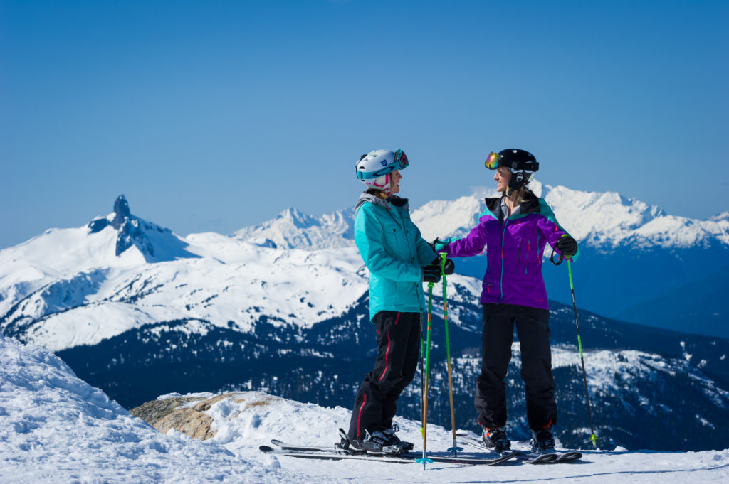 "FOMO, or ""Fear Of Missing Out"" is a medically recognized disease, which left untreated can result in next-level sadness.  PC: Tourism Whistler/Mike Crane"