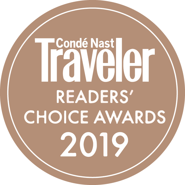 Traveler Readers' Choice Awards 2019
