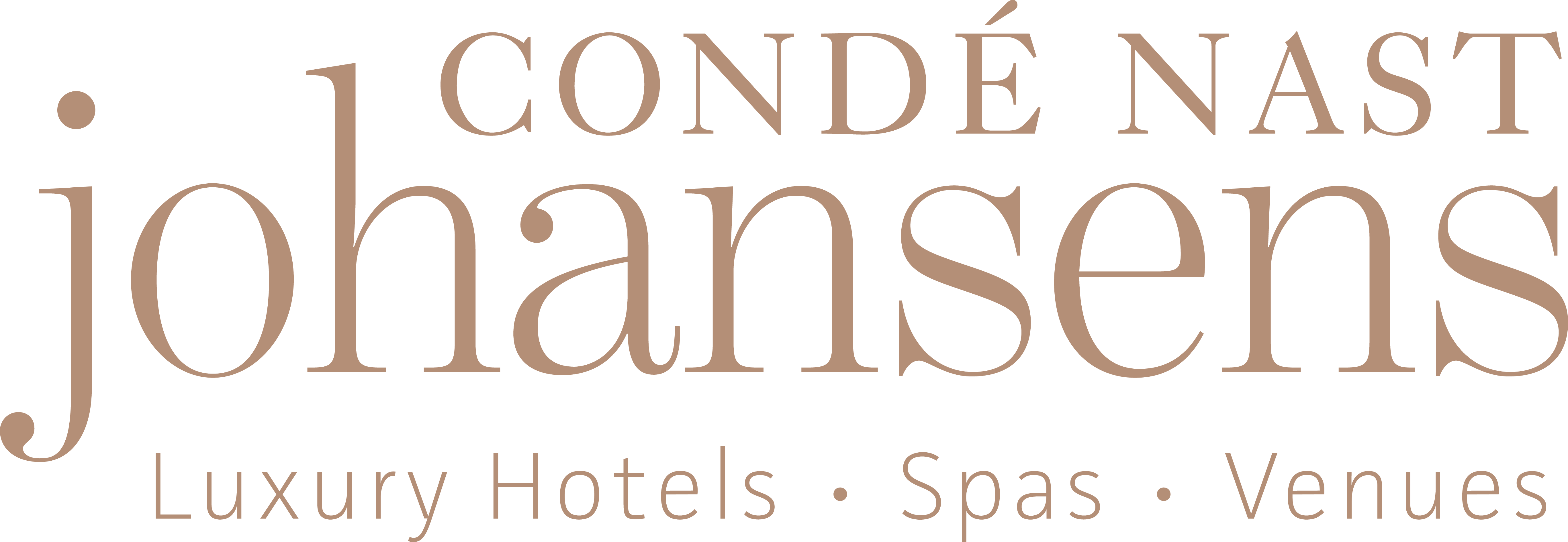 johansens Luxury Hotels, Spas, Venues