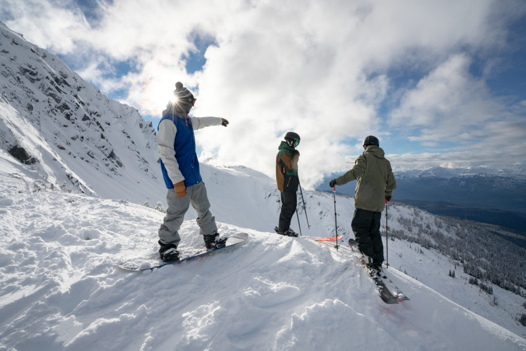 When the conditions are right, send it someplace between Outer Limits and Arthur's Choice and we guarantee you'll be coming back for more.  PC: Tourism Whistler/Vince Emond