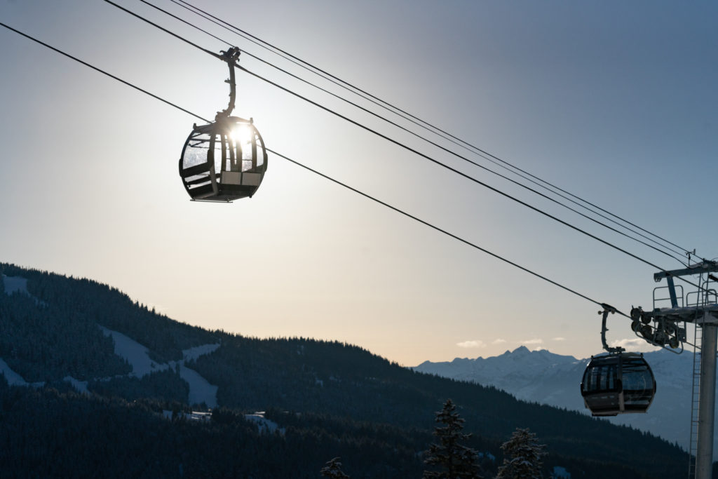 At the time of publishing this post, Whistler Blackcomb remains closed PC: Vince Emond