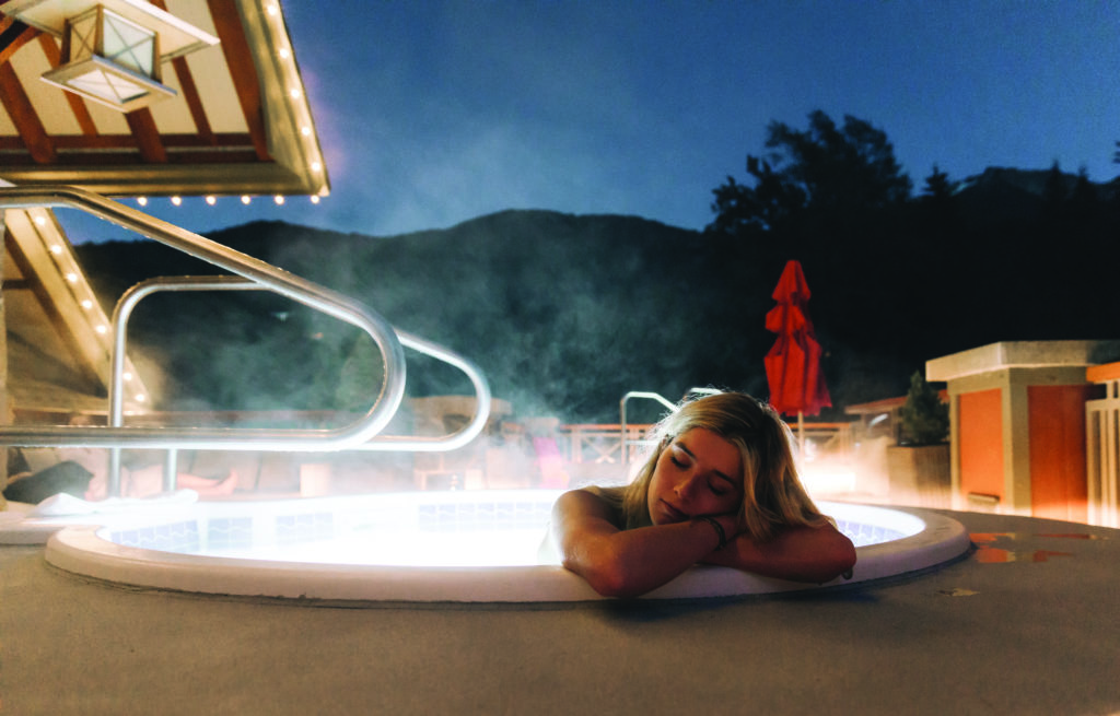 The Spa At Nita Lake Lodge was voted The Best Spa In Whistler.