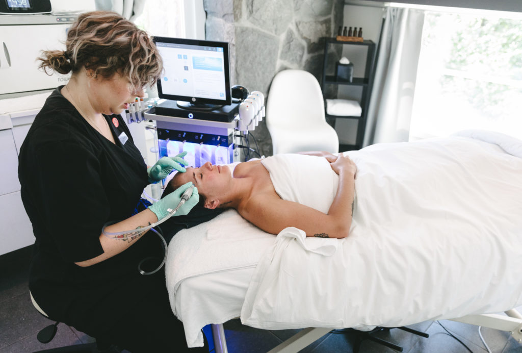 Every skin type can benefit from Hydrafacial.