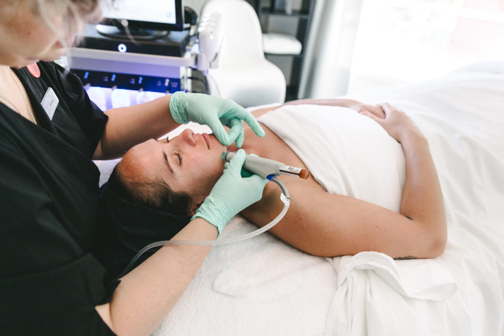 This patented beauty technology is hot stuff in Hollywood right now.