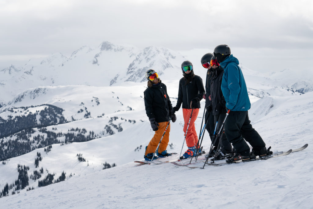 Reservations will be required to access Whistler Blackcomb this year. PC: Vince Emond.