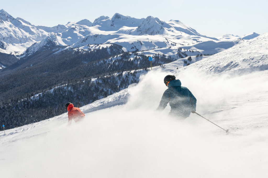 Passholder reservations for Whistler Blackcomb may be completed online. PC: Tourism Whistler/Ben Girardi