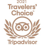 Tripadvisor Travelers' Choice 2021