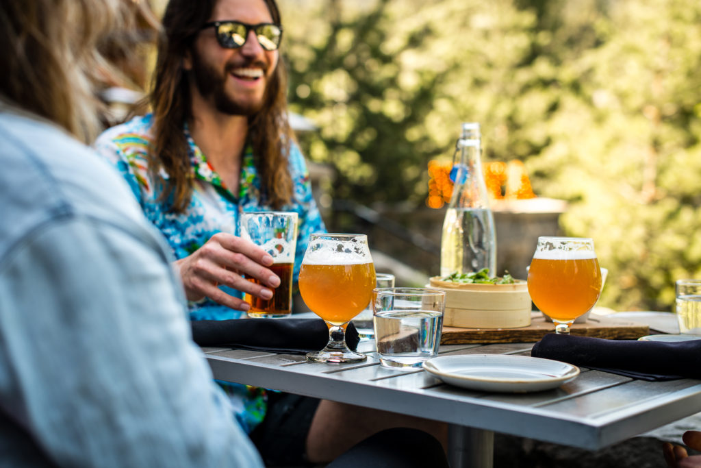 Cure Lounge & Patio, Whistler Creekside